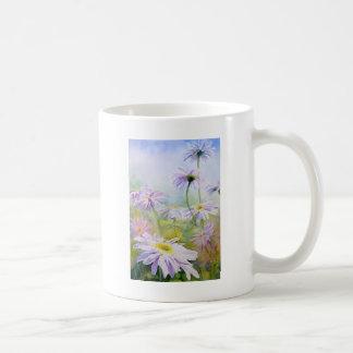 Giant Daisies Coffee Mug