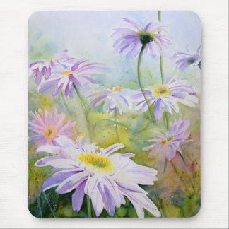 Giant Daisies Mouse Pad