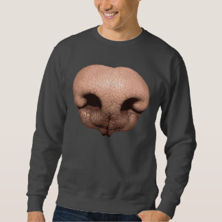 Giant Dog Nose Sweatshirt