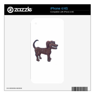 Giant Dog Skins For The iPhone 4