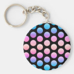 Giant Dots Key Chain