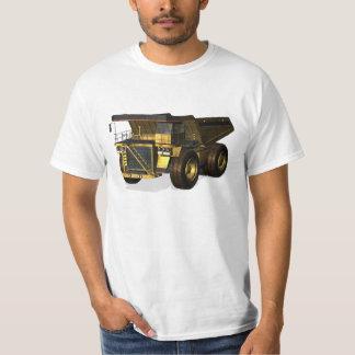 Giant Dump Truck Tee Shirt