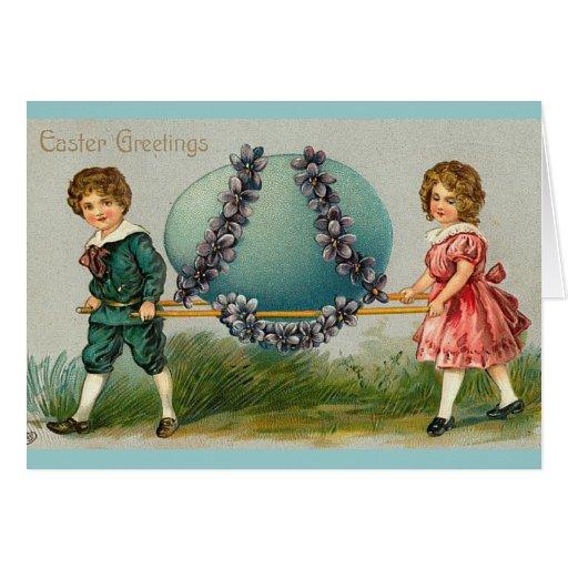 Giant Easter Egg Card
