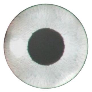 Giant eyeball plate