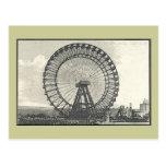 Giant Ferris Wheel LONDON Post Card