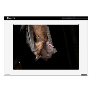 "Giant Fruit Bat, Pteropus giganteus, from India 15"" Laptop Skin"