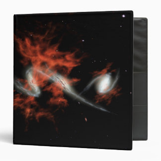 Giant galactic blobs binder