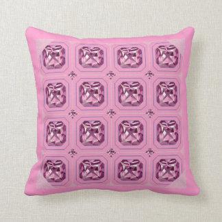 Giant Gem-pink  Pillows