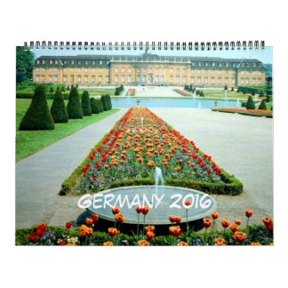 Giant Germany 2016 Travel Calendar