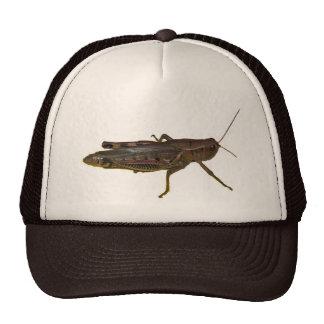 Giant Grasshopper Design Trucker Hat