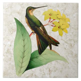 Giant Hummingbird Ceramic Tile