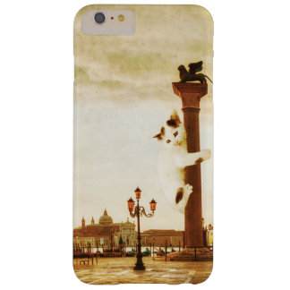 Giant Kitten in Venice Barely There iPhone 6 Plus Case