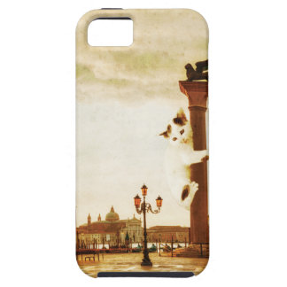Giant Kitten in Venice iPhone SE/5/5s Case