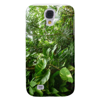 Giant Leaves Jungle View Plant Photograph Samsung S4 Case