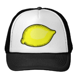 Giant Lemon Trucker Hat