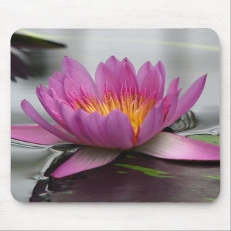 Giant Lotus Mouse Pad