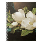 Giant Magnolias Notebook