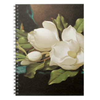 Giant Magnolias Note Book