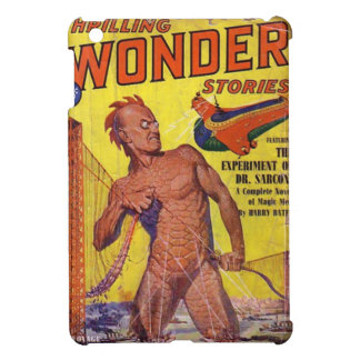 Giant Man Thing from the Sea Cover For The iPad Mini