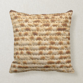 Giant Matzah Cushion - Perfect for passover Throw Pillow