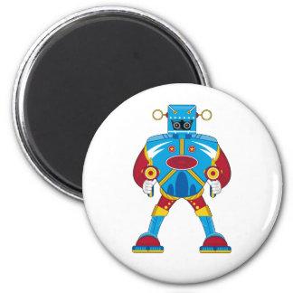 Giant Mecha Robot Magnet Fridge Magnet
