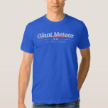 Giant Meteor 2016 Shirt