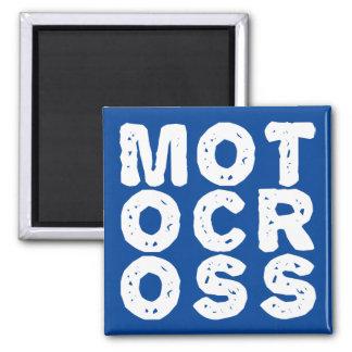 Giant Motocross Logo Dirt Bike Fridge Magnet