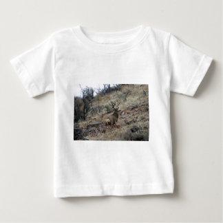 Giant mule deer buck baby T-Shirt