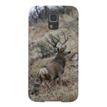 Giant mule deer buck galaxy s5 case