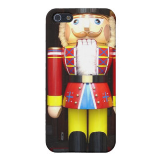 Giant Nutcracker Cover For iPhone SE/5/5s
