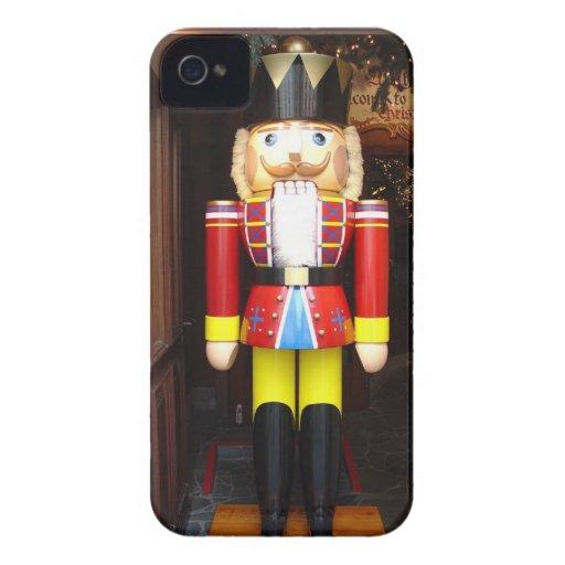 Giant Nutcracker iPhone 4 Cover