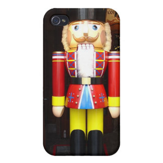 Giant Nutcracker iPhone 4 Cover