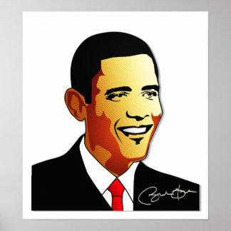 Giant Obama Poster