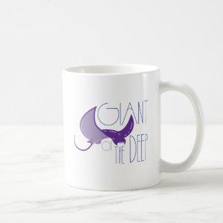 Giant Of Deep Coffee Mug
