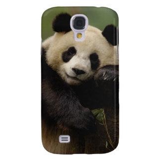 Giant panda Ailuropoda melanoleuca) Family: 4 Galaxy S4 Cover