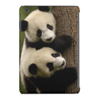 Giant panda babies (Ailuropoda melanoleuca) 2 iPad Mini Retina Covers