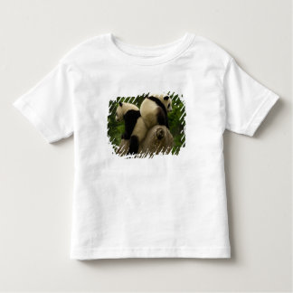 Giant panda babies (Ailuropoda melanoleuca) 4 Toddler T-shirt