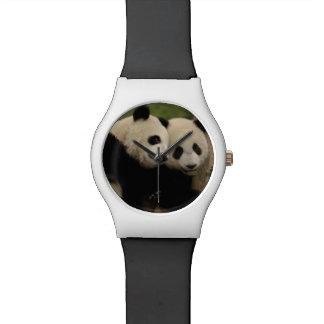 Giant panda babies Ailuropoda melanoleuca) 8 Wristwatches