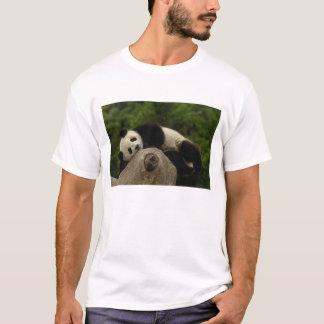 Giant panda baby Ailuropoda melanoleuca) 13 T-Shirt