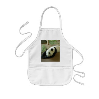 Giant Panda Bear Baby Panda Apron