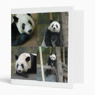 Giant Panda Bear Binder