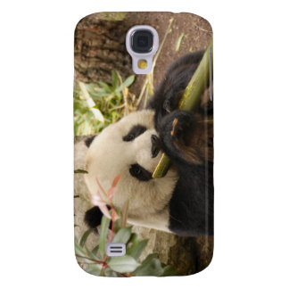 Giant Panda Bear  Galaxy S4 Cases