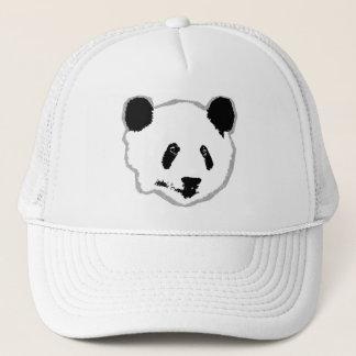 Giant Panda Bear Face Trucker Hat