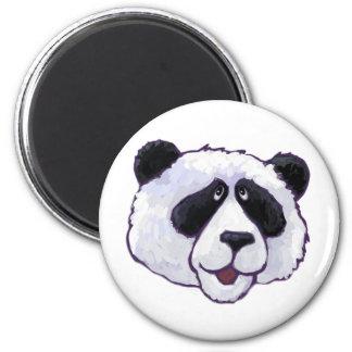 Giant Panda Bear Head Magnet
