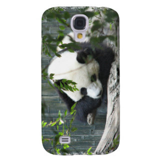 Giant Panda Bear iPhone 3G Case Samsung Galaxy S4 Cases