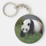 Giant Panda Bear Keychain