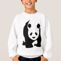 Giant Panda Bear Sweatshirt