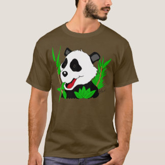 Giant Panda Bear T-Shirt