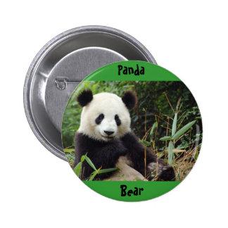 giant-panda-china-big(1), Panda , Bear 2 Inch Round Button
