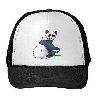 Giant Panda Mesh Hat